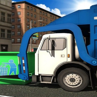 City Garbage Truck Simulator Game