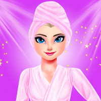 frozen princess game