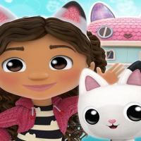 Gabbys Dollhouse: Play with Cats