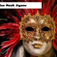 Golden Mask Jigsaw