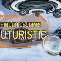 Hidden Objects Futuristic
