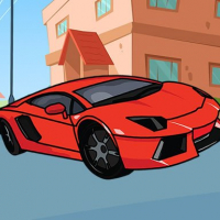 Lamborghini Coloring Book