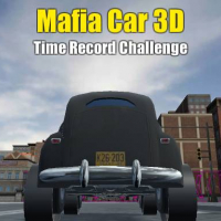 Mafia Car 3D - Time Record Challenge