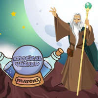 Magical Wizard Match 3