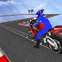 Motor Bike Stunts Sky 2020