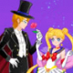 Sailor Moon Dressup Game
