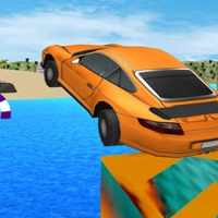 Water Car Game