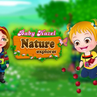 Baby Hazel Nature Explorer
