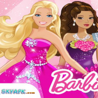 Barbie Magical Fashion - Tairytale Princess Makeov