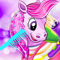 Pony Pet Salon Game